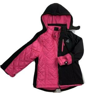 REEBOK®  3-in-1 Systems Jacket Two Jackets in one